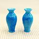 藍色花瓶(2支/組)