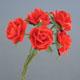 紅色玫瑰花(大)-5朵1組