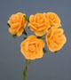 黃色玫瑰花(大)-5朵1組