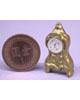 金色古董座鐘