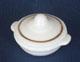 描金白瓷燉鍋