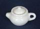 歐風白瓷茶壺