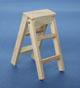 原木工作梯(可折闔)