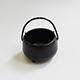 日式黑鑄鐵鍋