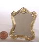 金色雕花鏡