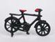 黑色小腳踏車