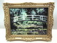 010金色畫框+莫內日本橋畫像