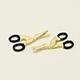 鶴型剪刀(2支一組)
